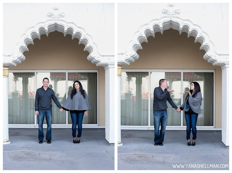 South Jersey Wedding Photographer - Engagement Photo Session