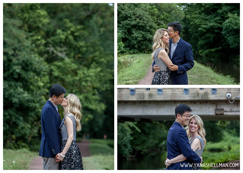 South Jersey Wedding Photographer - Wedding at Centre Bridge Inn