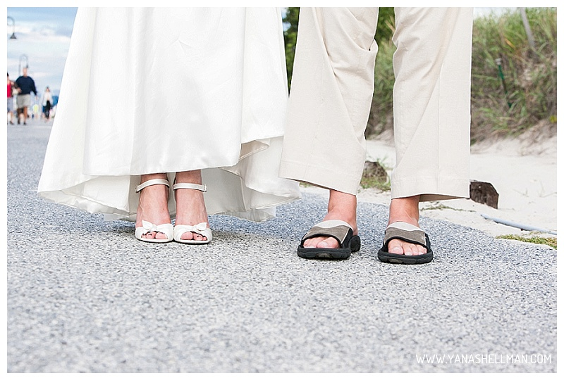 Cape May Wedding by LBI Wedding Photographer