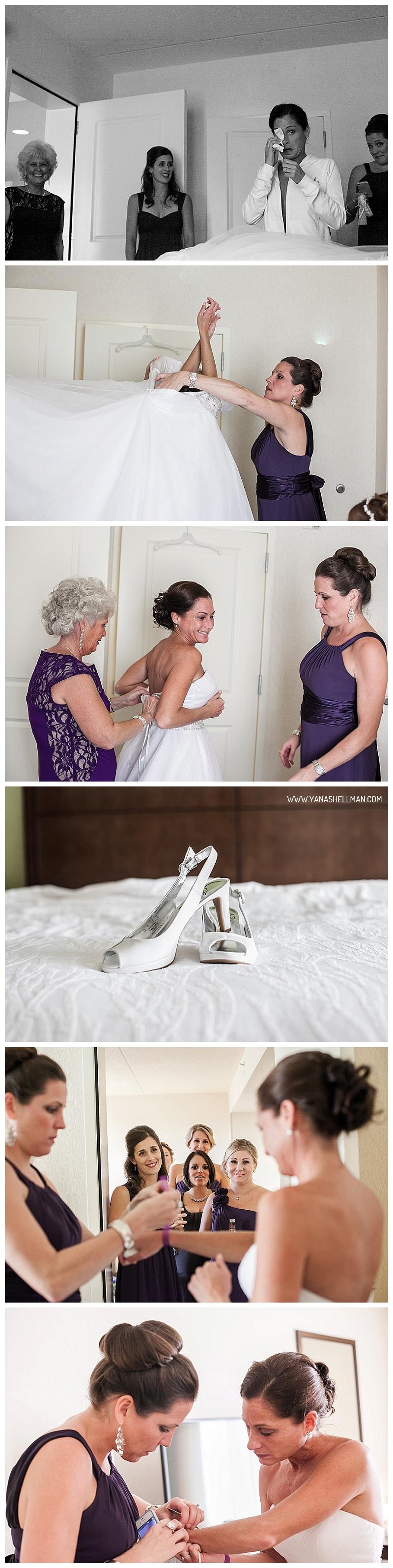 Meredith Manor Wedding by Cherry Hill Wedding Photographer