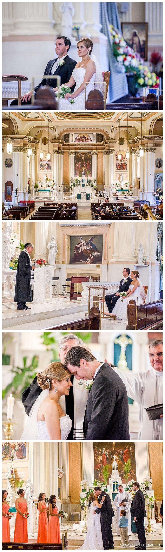 St. Thomas Aquinas Church Wedding