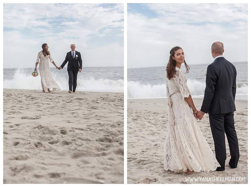 South Jersey Wedding Photographer Christina Alex Grand Hotel Cape