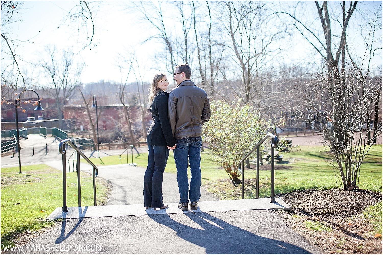Philadelphia Backyard Wedding by South Jersey Wedding Photographer