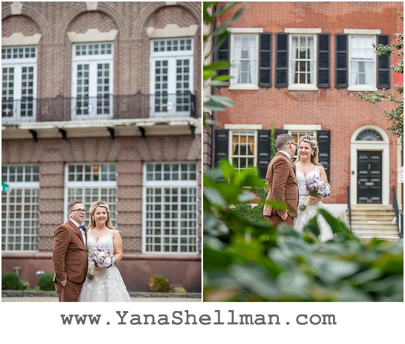 wedding photos at Talula's Garden wedding by Philadelphia wedding photographer