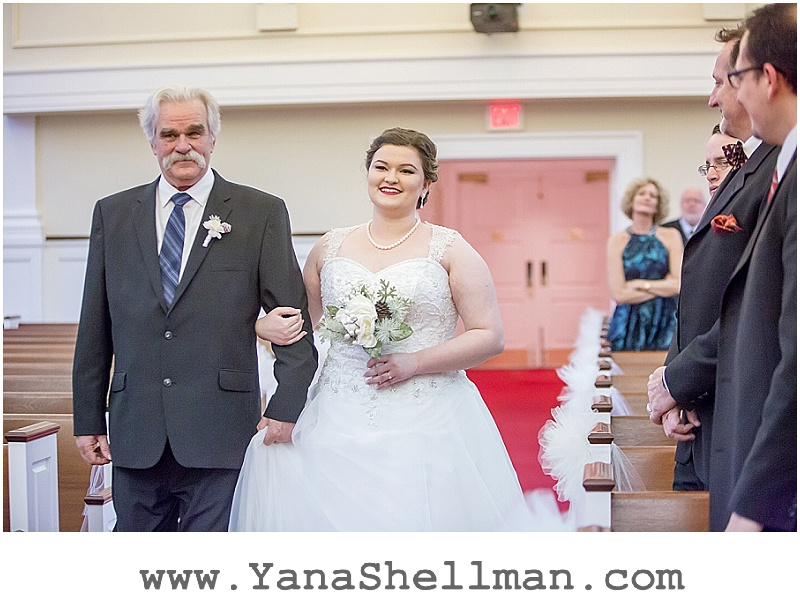 Stockton Seaview Wedding by South Jersey Wedding Photographer